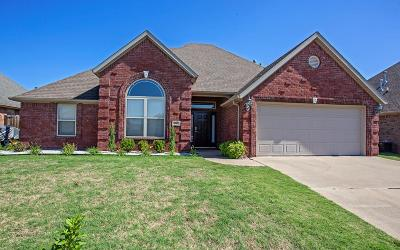 Centerton Single Family Home For Sale: 1201 Torbay Trace