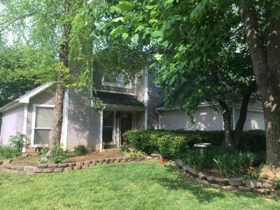Fayetteville Single Family Home For Sale: 2970 Whippoorwill Lane