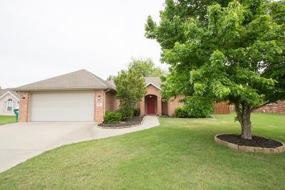 Centerton Single Family Home For Sale: 111 Beasley