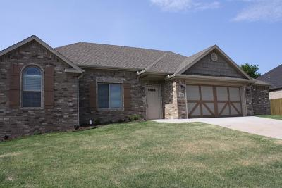 Springdale AR Single Family Home For Sale: $207,925
