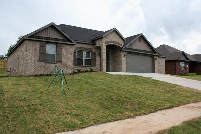 Springdale AR Single Family Home For Sale: $208,050