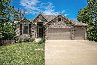 Bentonville Single Family Home For Sale: 12286 Greenstone