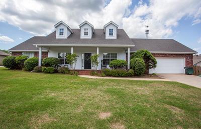 Fayetteville Single Family Home For Sale: 4298 E Carson Drive
