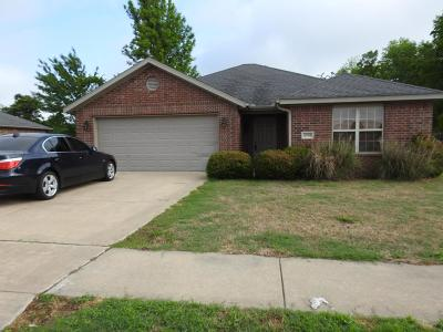 Fayetteville Single Family Home For Sale: 3750 Tanyard