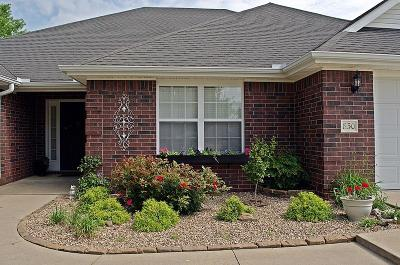 Springdale AR Single Family Home For Sale: $206,000