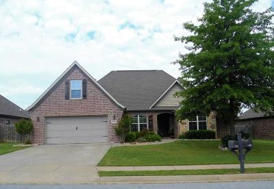 Rogers Single Family Home For Sale: 6408 S 35th