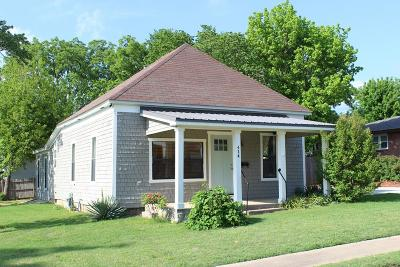 Bentonville Single Family Home For Sale: 414 NW 5th St