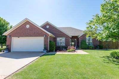 Centerton Single Family Home For Sale: 1301 Pinot