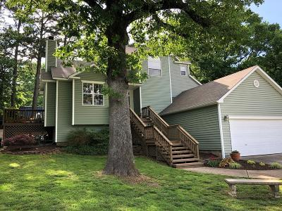 Fayetteville Single Family Home For Sale: 1623 N Old Wire Rd