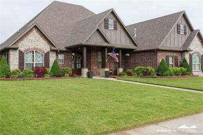 Fayetteville Single Family Home For Sale: 4861 Maple Grove Drive