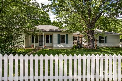 Fayetteville Single Family Home For Sale: 176 E 13th Street