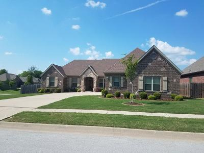 Fayetteville Single Family Home For Sale: 3654 Lexus