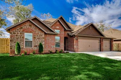 Rogers Single Family Home For Sale: 6107 W Murfield Drive