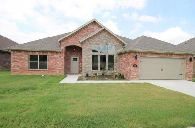 Fayetteville Single Family Home For Sale: 408 N Lone Jack
