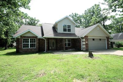 Gentry Single Family Home For Sale: 608 Cherokee Drive