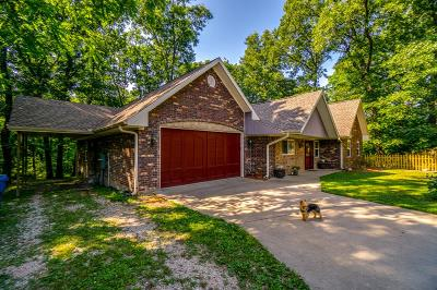 Pea Ridge Single Family Home For Sale: 885 S Kay Lynn Place