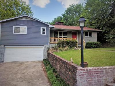 Fayetteville Single Family Home For Sale: 555 North