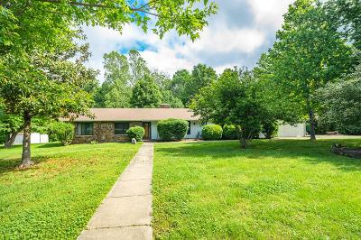 Fayetteville Single Family Home For Sale: 14182 Ash Cir