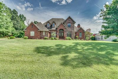 Rogers Single Family Home For Sale: 18 W Nottingham Ln
