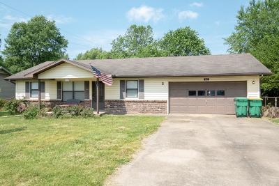 Centerton Single Family Home For Sale: 223 Township Drive
