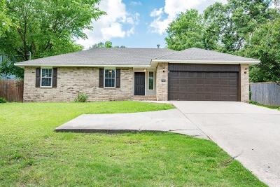 Fayetteville Single Family Home For Sale: 2361 Old Wire Rd