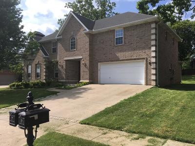 Fayetteville Single Family Home For Sale: 3244 Hearthstone Drive