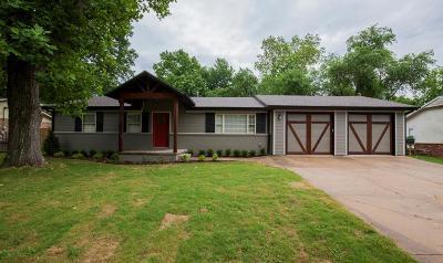 Bentonville Single Family Home For Sale: 802 NW J St