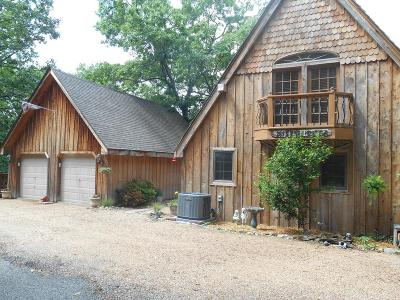 Eureka Springs Single Family Home For Sale: 267 S Bayshore