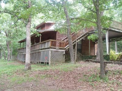 Elkins Single Family Home For Sale: 14630 S Goshen Tuttle Rd
