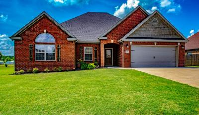 Bentonville Single Family Home For Sale: 2101 Farringdon