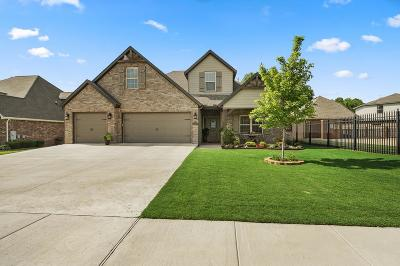 Bentonville Single Family Home For Sale: 4502 SW Bamboo Ave