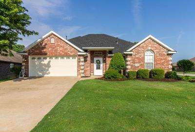 Rogers Single Family Home For Sale: 6108 39th