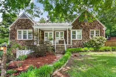 Fayetteville Single Family Home For Sale: 804 N Highland