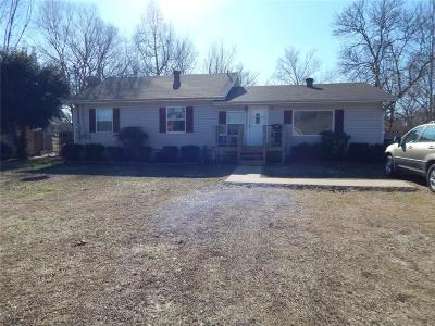 Bentonville Single Family Home For Sale: 614 NE 2nd Street