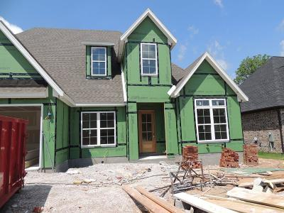 Bentonville Single Family Home For Sale: 603 NE Saddle Ridge Road