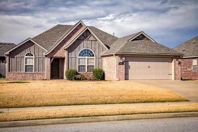Bentonville Single Family Home For Sale: 3004 SW Oakleigh Rd
