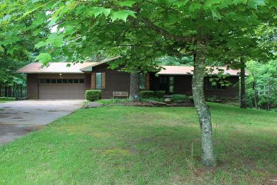 Eureka Springs Single Family Home For Sale: 40 County Road 1482