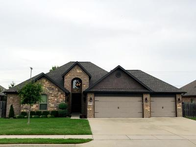Rogers Single Family Home For Sale: 6205 W Sage