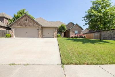 Bentonville Single Family Home For Sale: 2602 Joshua