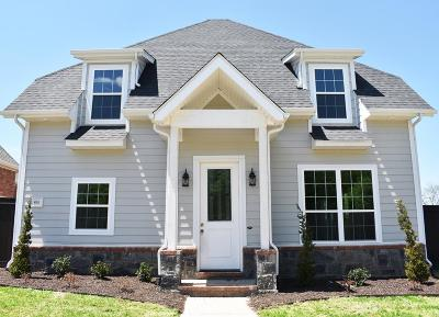 Fayetteville Single Family Home For Sale: 591 N Salem
