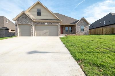 Centerton Single Family Home For Sale: 1431 Abbey Lane