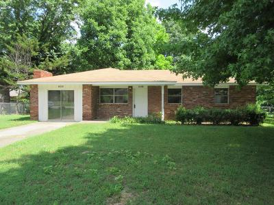 Springdale AR Single Family Home For Sale: $139,900