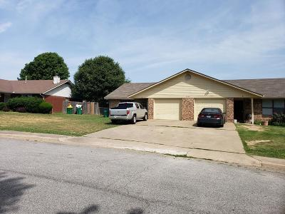 Springdale AR Multi Family Home For Sale: $155,000