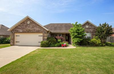 Springdale AR Single Family Home For Sale: $197,900