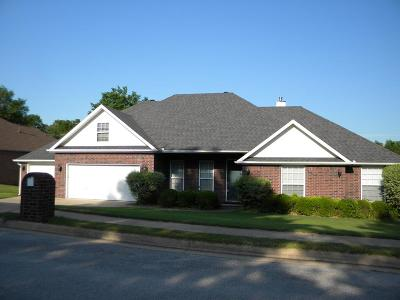 Springdale AR Single Family Home For Sale: $249,500