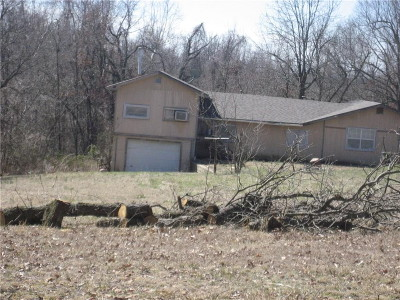 Springdale AR Single Family Home For Sale: $94,900