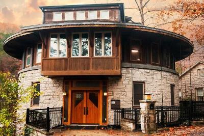 Eureka Springs Single Family Home For Sale: 77 Hillside AVE