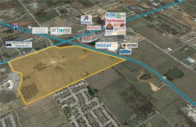 Rogers Residential Lots & Land For Sale: W Pleasant Grove & County Rd 1110