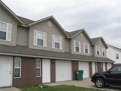 Centerton Multi Family Home For Sale: . Meadowlands Drive