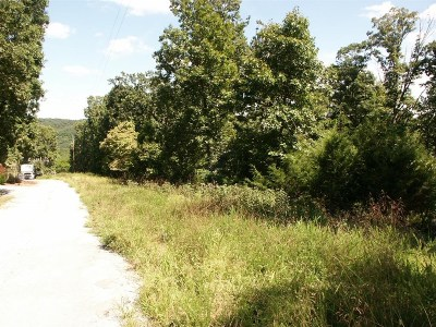 Eureka Springs, Rogers, Lowell Residential Lots & Land For Sale: North East Ridge RD